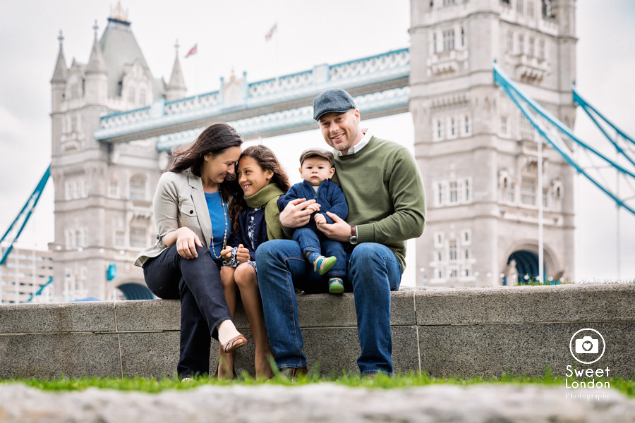 Iconic London Family Photo Shoot (40)