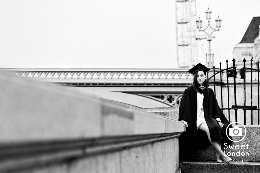 London Graduation Photographer Southbank Big Ben (3)
