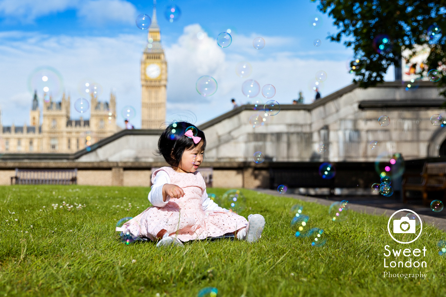 Natural Light Family Photographer - Westminster and Tower Bridge (21)