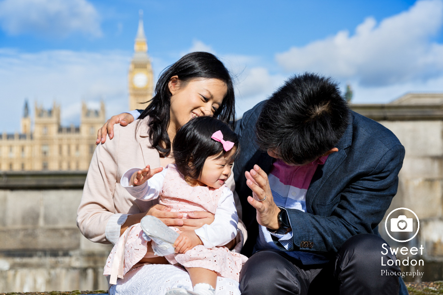 Natural Light Family Photographer - Westminster and Tower Bridge (22)