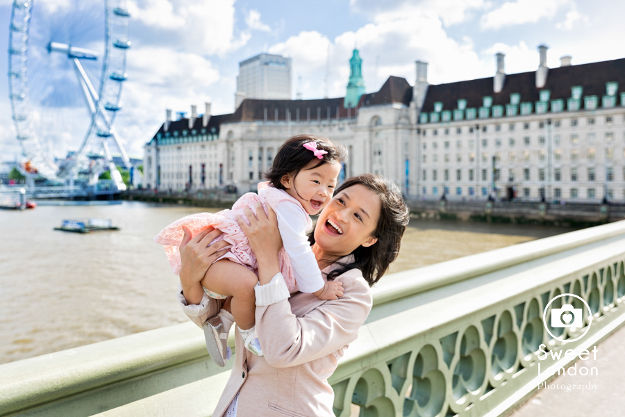 Natural Light Family Photographer - Westminster and Tower Bridge (28)