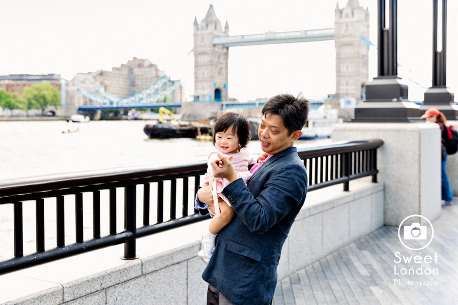 Natural Light Family Photographer - Westminster and Tower Bridge (47)