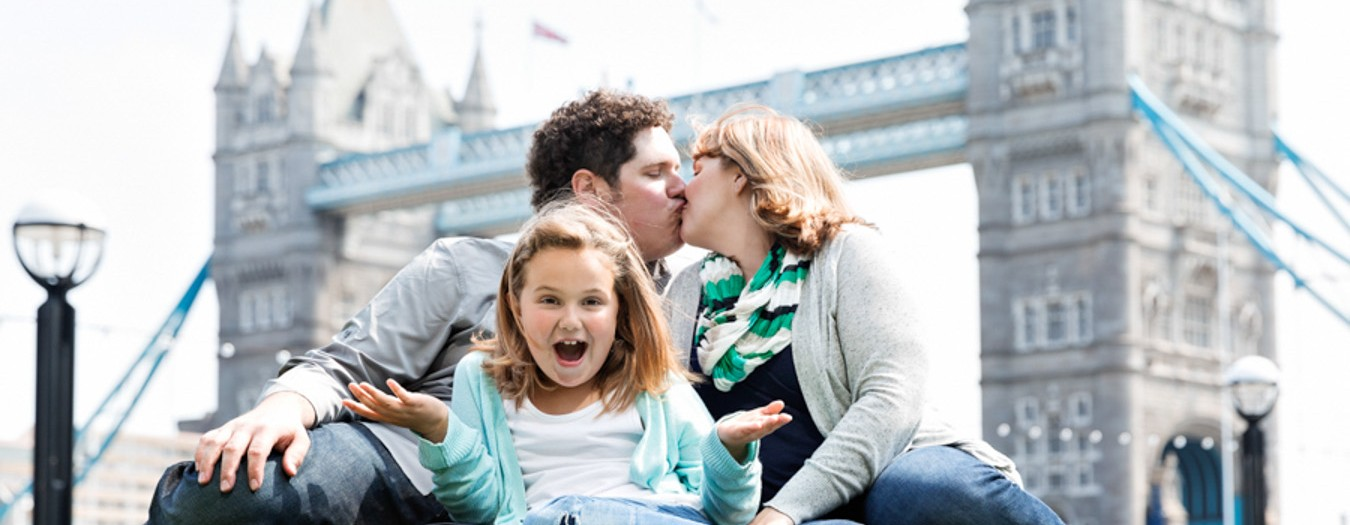 Children and Family Photographer in Central London