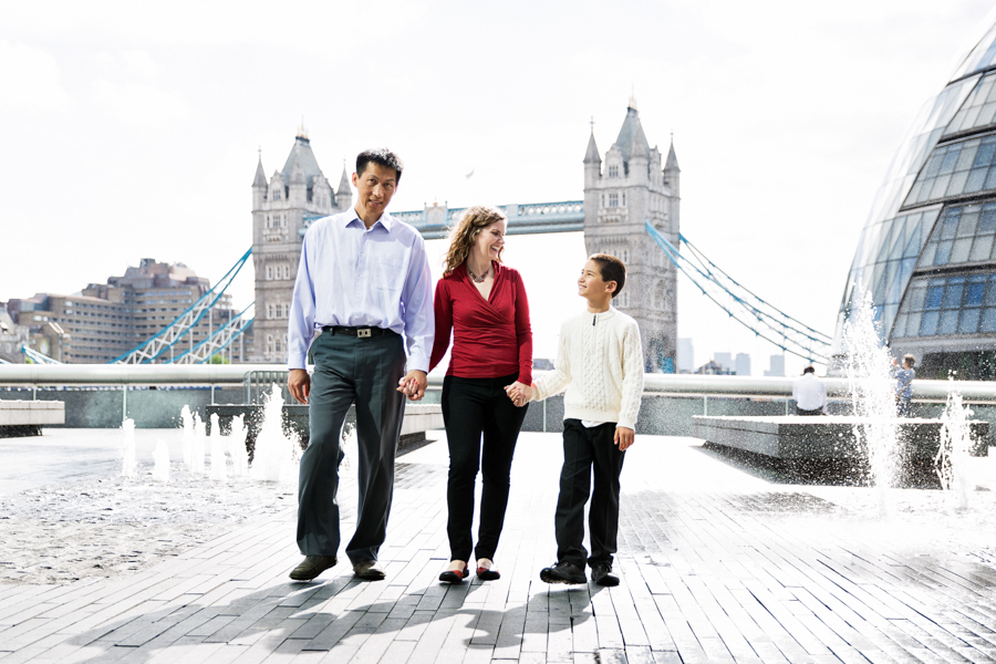 Tower Bridge Family Photography (3)