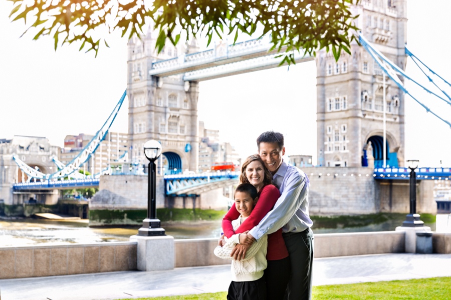 Tower Bridge Family Photography (9)