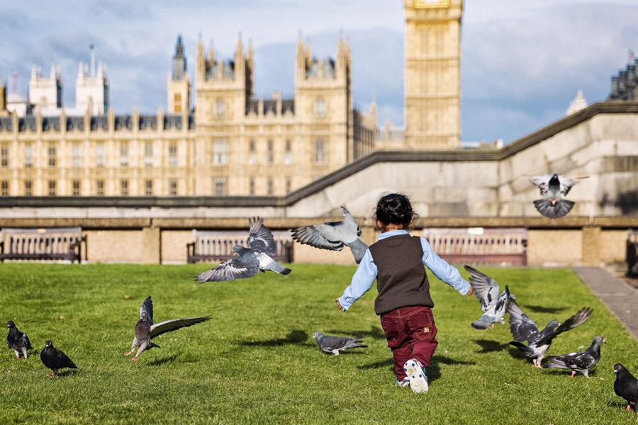 Southbank London Family Portrait Photographer - Big Ben and Tower Bridge (15)