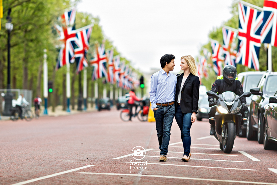 London Anniversary Session in Westminster