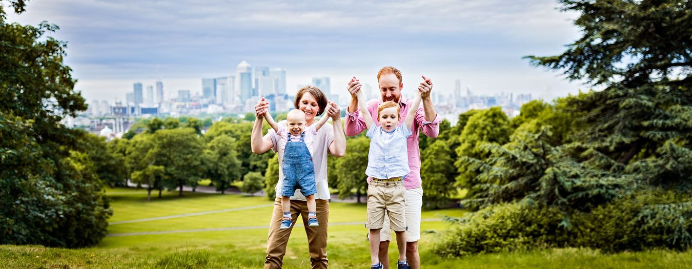 Baby and Family Photographer in Greenwich, London
