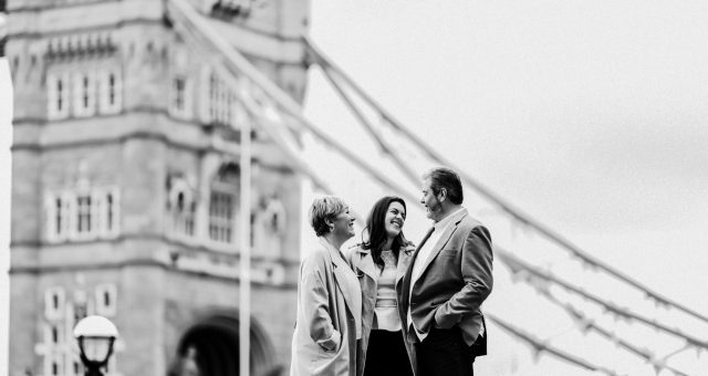 London Family Photographer - A walk in Central London